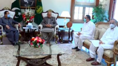Shortage of resources will not be allowed to hinder journey of dev in Punjab: Buzdar