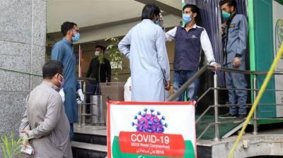 Confirmed coronavirus cases in Pakistan soar to 234,509