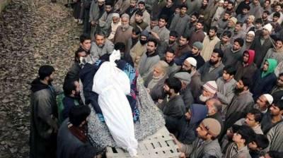 Indian troops martyr Kashmiri youth in IOJ&K July 07, 2020