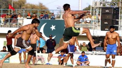Int'l Kabaddi tournament to be held in Pakistan in December July 07, 2020