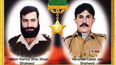 Kargil War heroes 'wrote history with their blood against all odds': COAS July 07, 2020