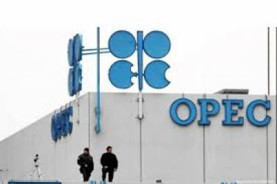 OPEC daily basket price stands at 43.54 USD per barrel