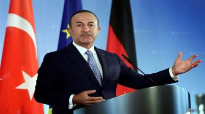 Turkey will respond if EU imposes further sanctions on Ankara: Mevlut July 07, 2020