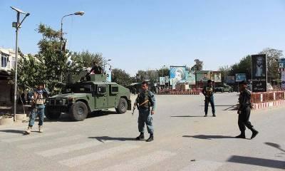 Afghanistan: six police officers killed in Kandahar, Ghazni provinces July 08, 2020