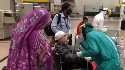 Confirmed coronavirus cases in Pakistan soar to 237, 489 July 08, 2020