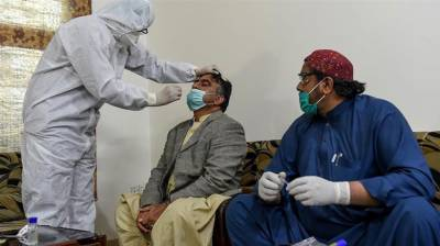 61 dead, 3,359 new COVID-19 cases surface in Pakistan July 09, 2020