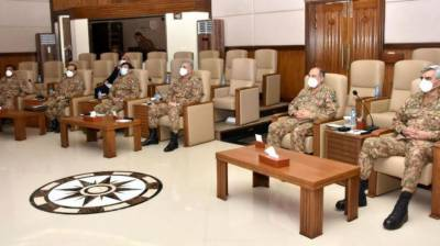 Army Chief lauds improved security situation, measures for better border management July 09, 2020