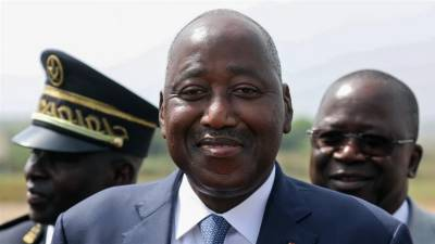 Ivory Coast PM Amadou Gon Coulibaly dies after cabinet meeting July 09, 2020