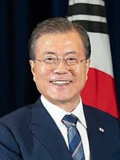 S. Korean president's approval rating rebounds to 50 pct: poll July 09 ,2020