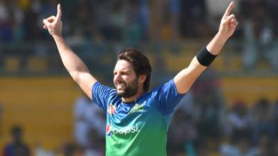 Shahid Afridi Foundation's logo to feature on Pak players' jerseys july 09, 2020