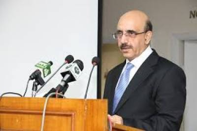 US sees Kashmir dispute through prism of India due to realpolitik: AJK President. july 09, 2020
