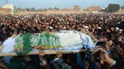 Wife of detained APHC leader Yasin Attai passes away in IOK July 09, 2020