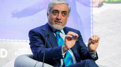 Abdullah Abdullah criticizes Taliban for not ending violence July 10, 2020