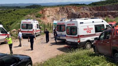 Bomb blast kills three policemen in Turkey July 10, 2020