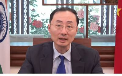 India, China Need Peace, Not Confrontation: Chinese Envoy Sun Weidong July 10, 2020