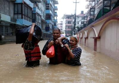40 people killed, thousands displaced in floods, landslides in Nepal July 11, 2020