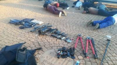 Five killed as hostages taken at South African church July 11, 2020