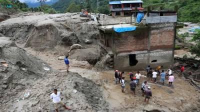 Floods, landslides kill 23 in Nepal July 11, 2020