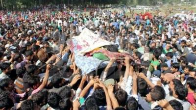 Indian troops martyr two youth in Kupwara July 11, 2020