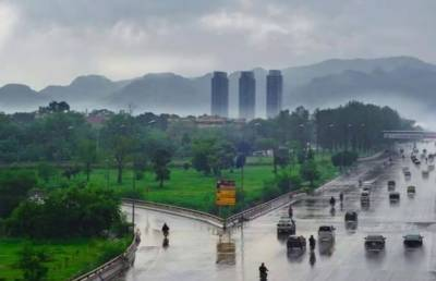 Rain with thundershowers expected in Islamabad, KP, Punjab, Balochistan, Kashmir & GB July 11, 2020