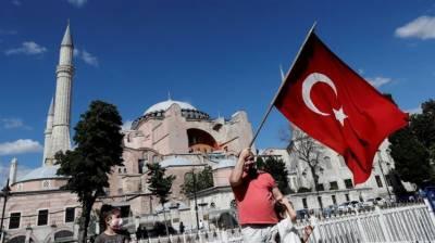 Turkey turns iconic Hagia Sophia museum into mosque July 11, 2020