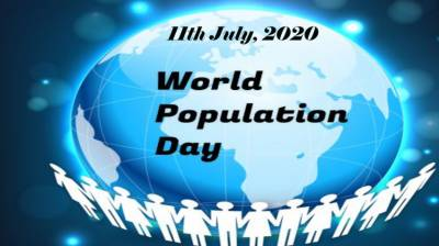 World Population Day to raise awareness of global population issues July 11, 2020