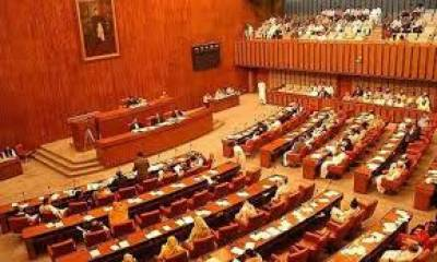 Bill introduced in Senate demanding NA to adopt its recommendations on Money Bills july 13, 2020