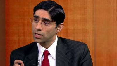 Fascism is bound to lose out to justice, freedom: Dr. Moeed July 13, 2020