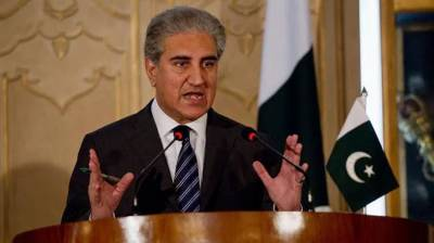 FM reaffirms Pakistan's support to Kashmiris in their right to self-determination july 13, 2020
