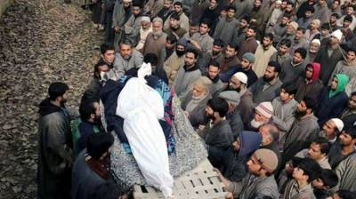 Indian troops martyr one more Kashmiri youth in IOJ&K July 13, 2020