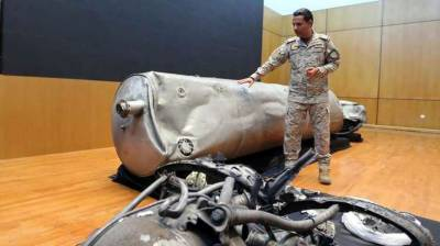 Saudi-led coalition intercepts ballistic rockets, drones launched by Yemen's Houthis July 13, 2020