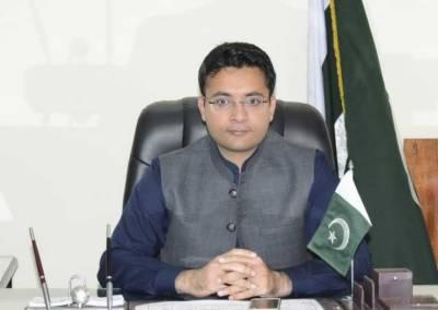 Steps taken for development of constituency :Farrukh Habib July 13, 2020