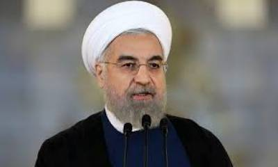 Iranian president says able to overcome impacts of U.S. sanctions, July 14, 2020