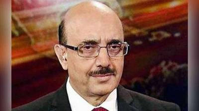 Masood Khan urges int'l community to play its role to stop HR violations in IOJ&K July 14, 2020
