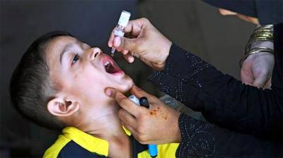 News about wrong polio vaccination in region baseless: Caretaker GB CM July 14, 2020