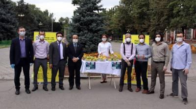 Trade Diplomacy: Pakistan holds mango exhibition in Bishkek July 14, 2020