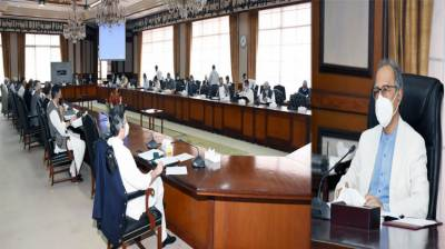 ECC directs to accelerate efforts for wheat imports July 15, 2020