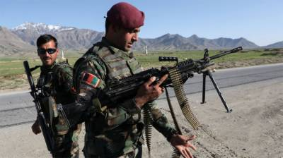 Five Taliban killed in Afghanistan clash July 15, 2020