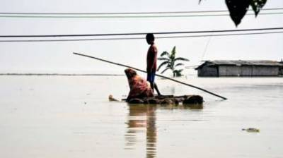 India: Heavy monsoon flooding kills fifty in north-eastern Assam July 15, 2020