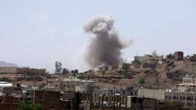 Airstrike kills 12 in Yemen July 16, 2020