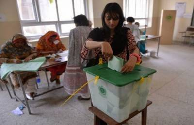ECP starts survey to reduce gender gap b/w male & female voters July 16, 2020