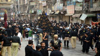 Govt allows conducting majalis, processions during Muharram July 16, 2020