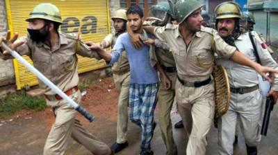 Indian troops arrest over a dozen youth in IOJ&K July 16, 2020