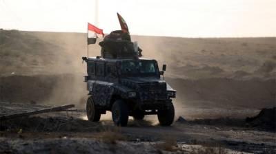 Iraqi forces kill six militants July 16, 2020