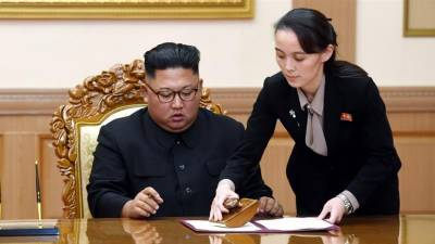 South Korean prosecutors open probe into North's Kim Yo Jong