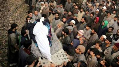 Indian troops martyr three Kashmiri youth in IOJ&K July 17, 2020