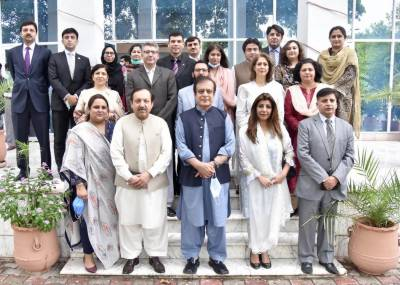 Information Minister calls upon press officers to perform their duties with devotion July 17, 2020