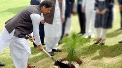PM to inaugurate Monsoon Tree Plantation campaign in Kahuta today July 17, 2020