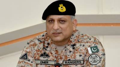 Restoration of peace result of sacrifices by police & rangers: DG Rangers Sindh July 17, 2020