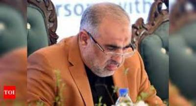 Speaker NA discusses issues of people at Chaman border, july 17, 2020